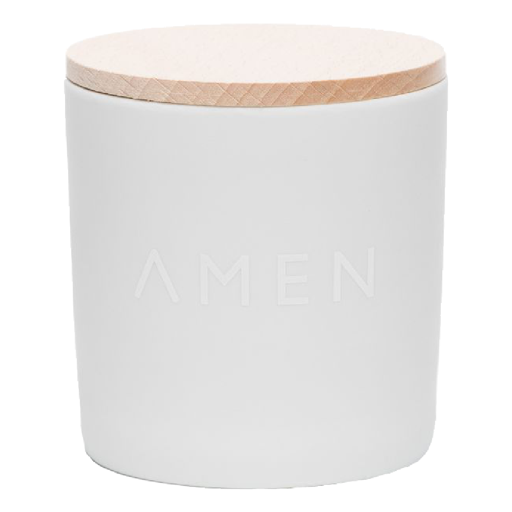 Amen candle(Vétiver)