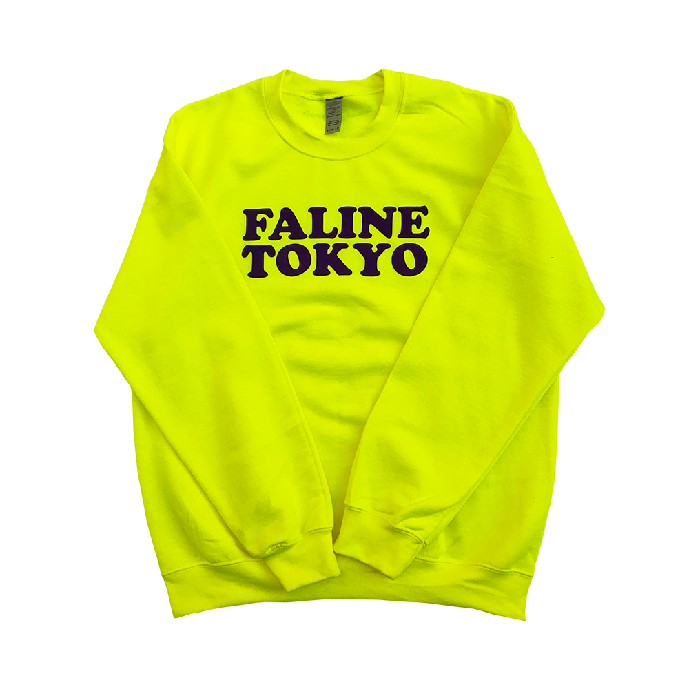 Vanna youngstein x Falinetokyo  Crewneck Sweat
