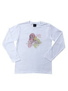 15th anniversary collaboration Fafi Long Sleeves T-shirt
