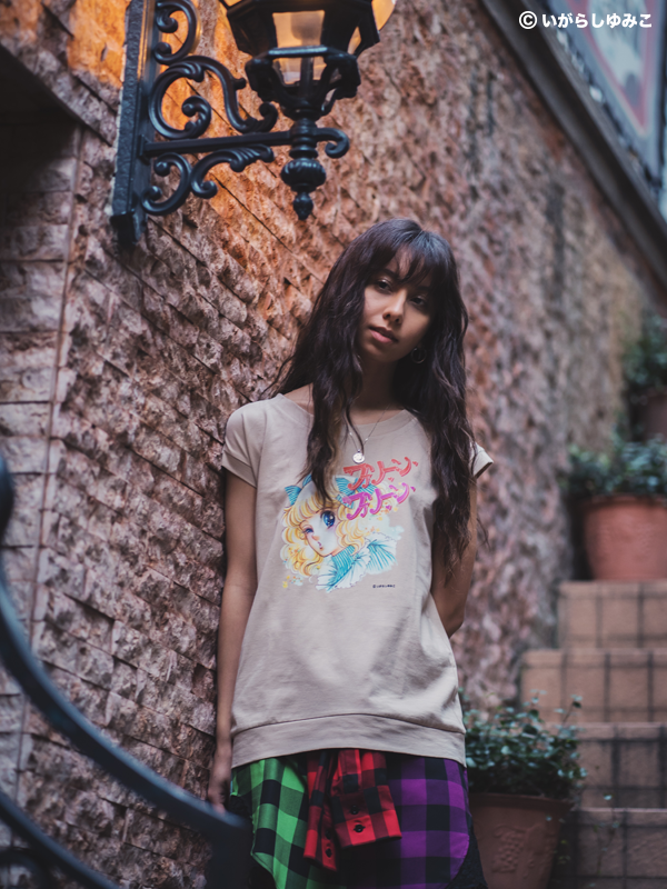 FALINE♡いがらしゆみこ Original bodyT-shirt