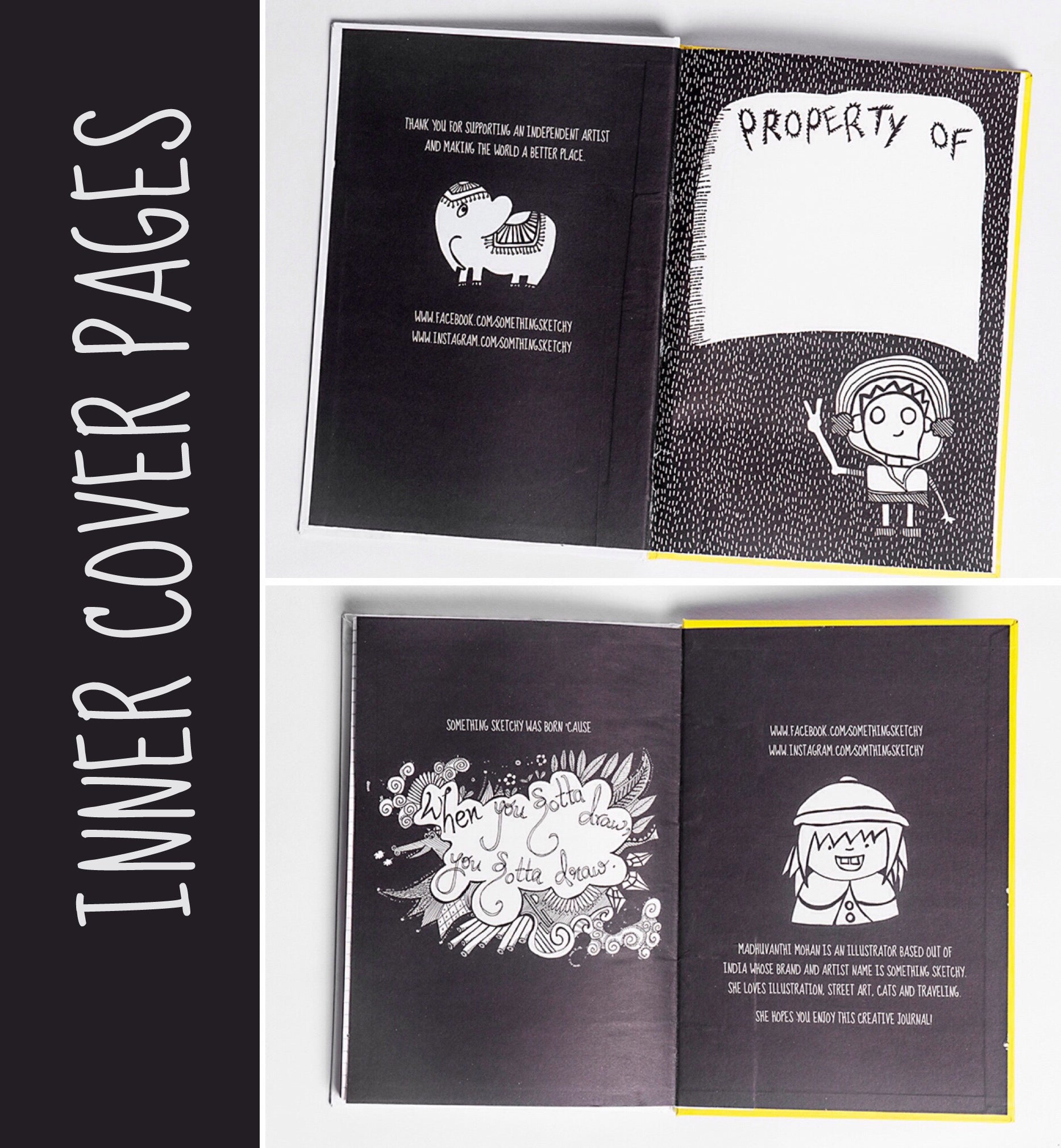 Taro Creative Journal