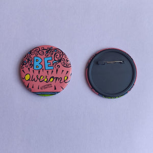 Be Awesome Badge