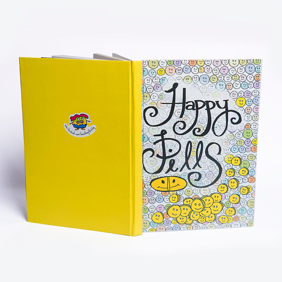 Happy Pills Creative Journal