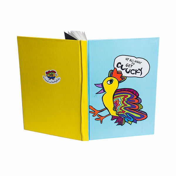 Get Clucky Creative Journal