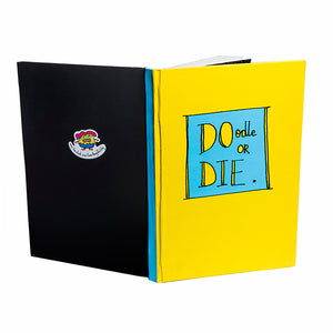 Doodle Or Die Creative Journal