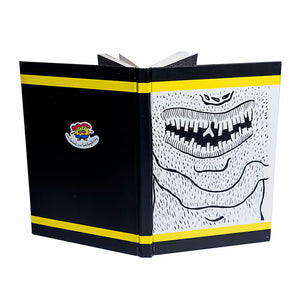Monster Teeth Creative Journal
