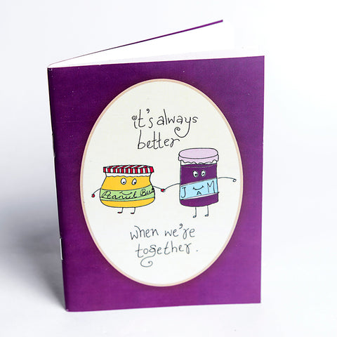 PB and J Tinybook