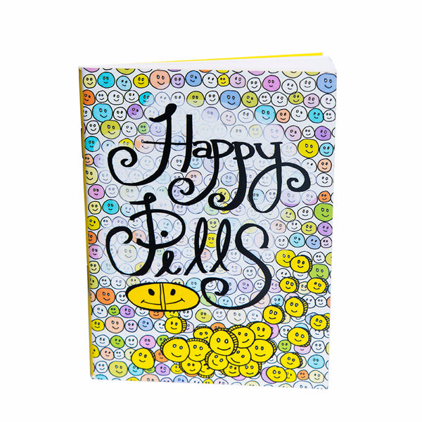 Happy Pills Tinybook
