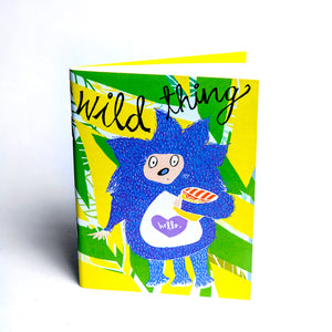 Wild Thing Tinybook