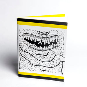 Monster Teeth Tinybook