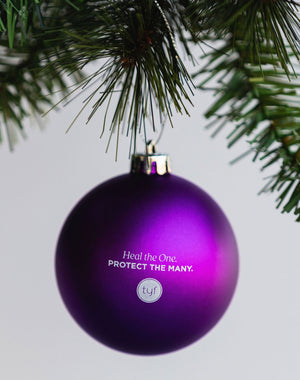 TYF 2019 Heal The One Ornament