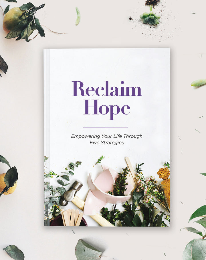 TYF Reclaim Hope Book - New Edition!