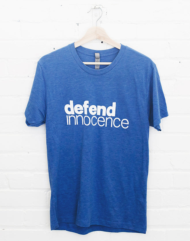 Royal Defend Innocence Tee
