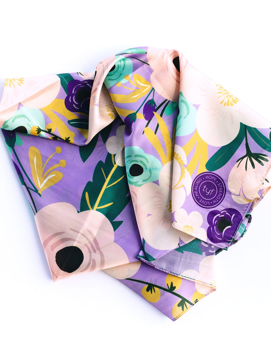 TYF Floral Collection Scarf