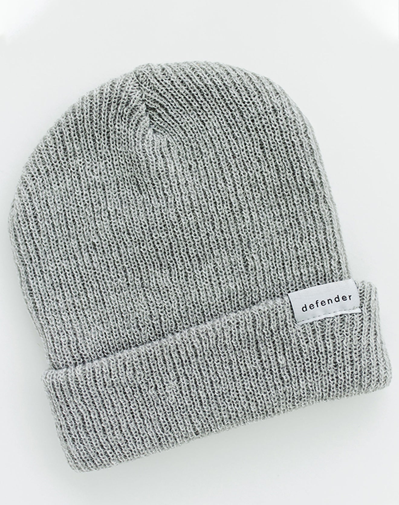Defend Innocence Grey Beanie