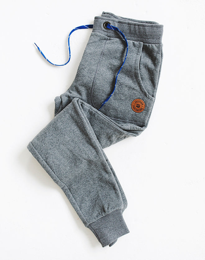 Fight for Zero—Grey Unisex Defender Jogger Sweatpants