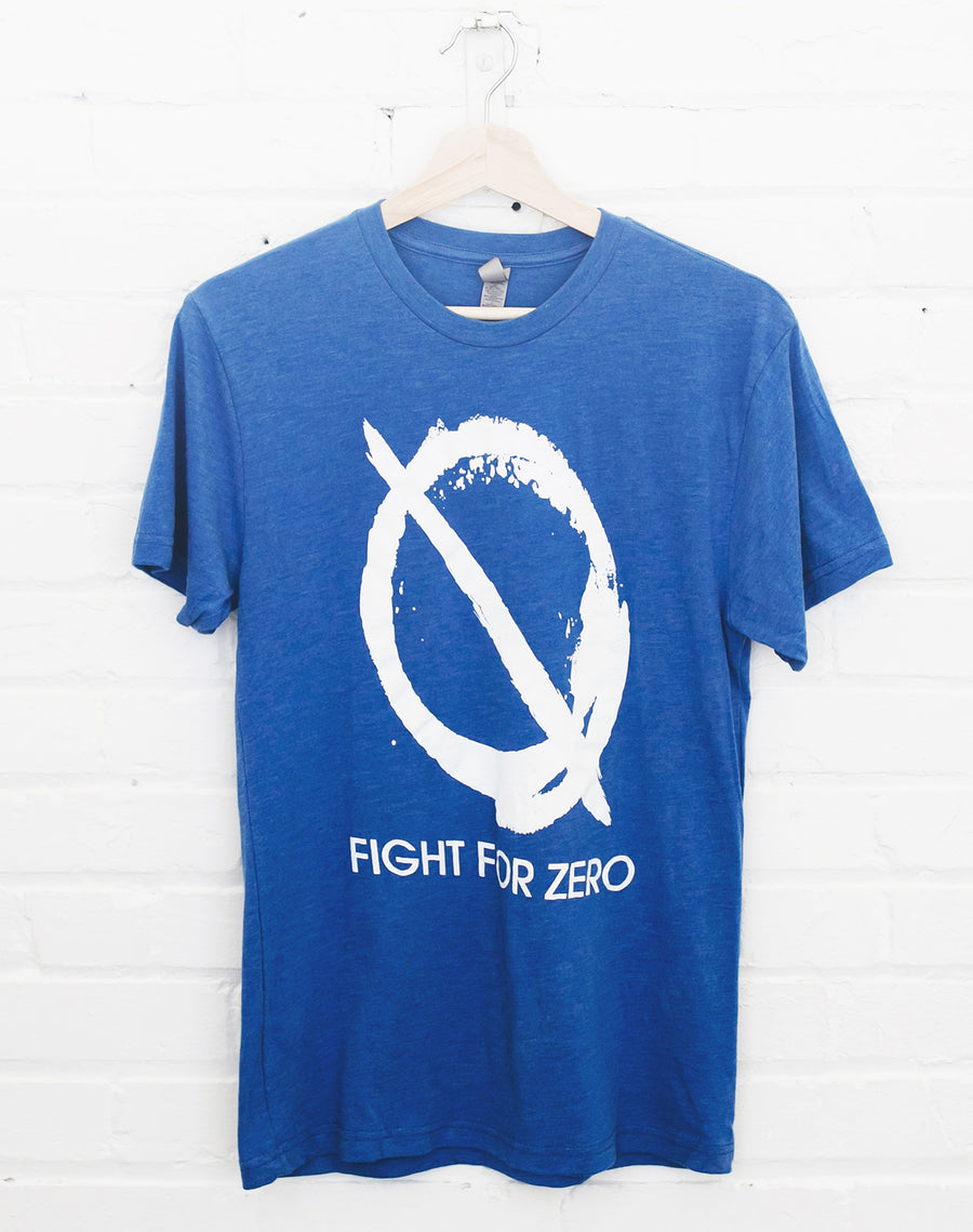 Defend Innocence Fight For Zero Unisex Tee