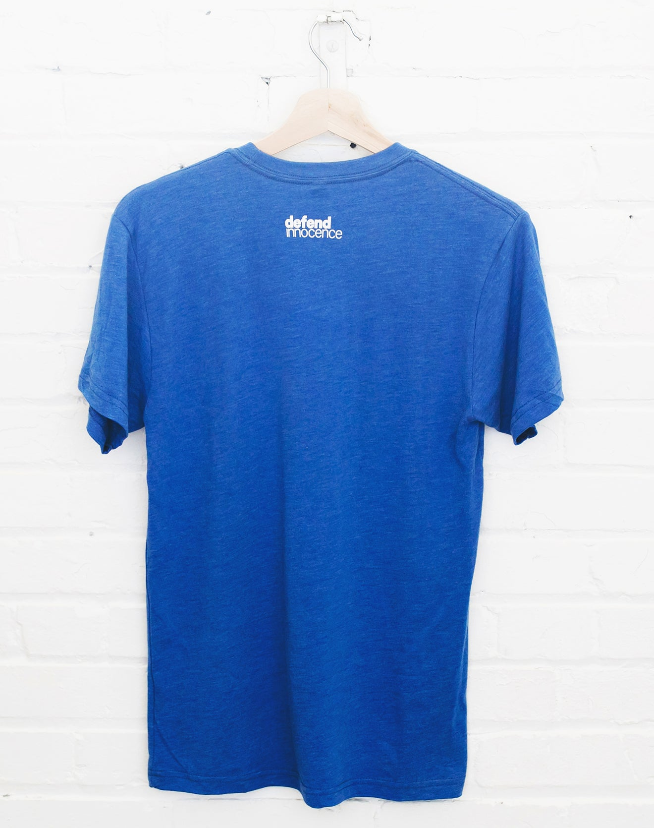 Men's Royal Tee - Fight for Zero
