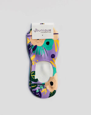 TYF Floral Collection No-Show Socks