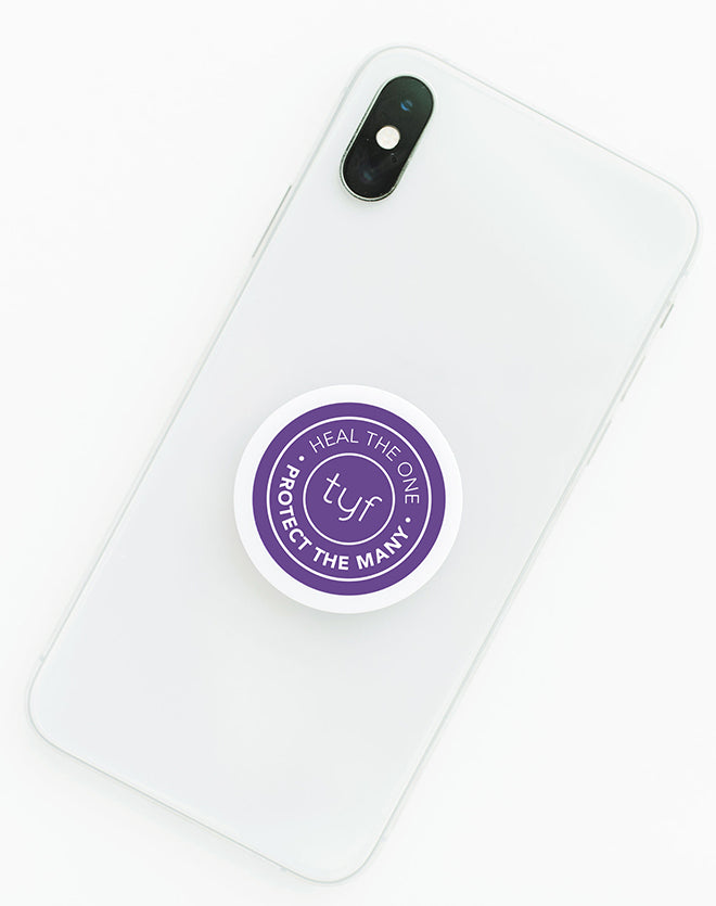 TYF Heal the One PopSocket