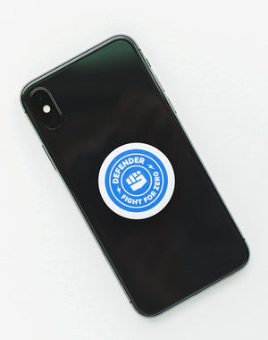 Defend Innocence Fight For Zero PopSocket