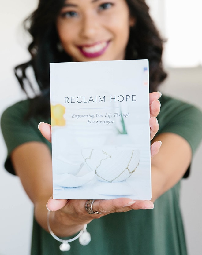 Reclaim Hope Book