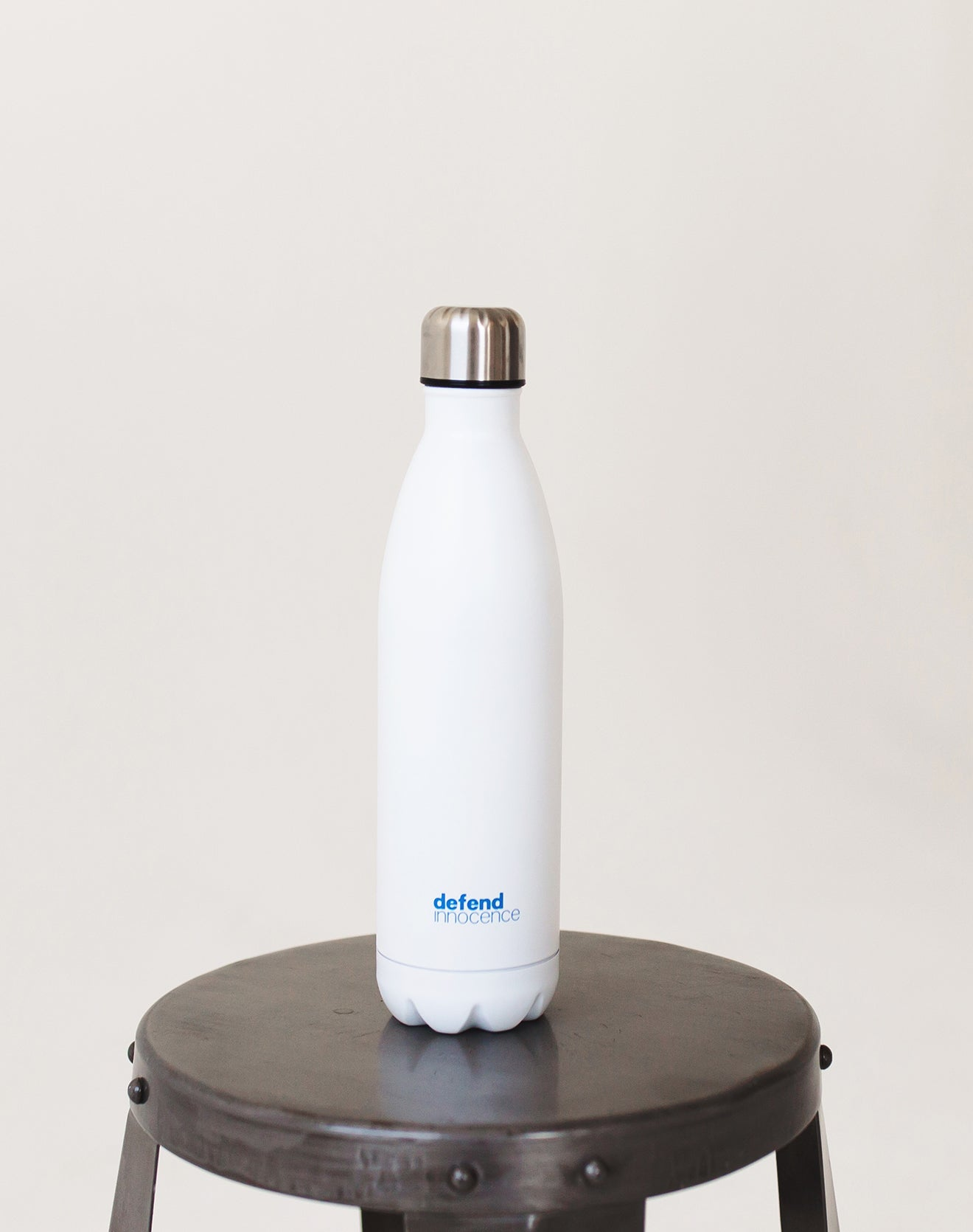 Defender Stainless Steel Double Walled Insulated Bottle