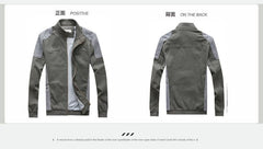 Casual Comfortable Two Tone Jacket | 81Supreme Men Clothing
