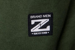 Casual Military Style Hoodie Jacket | 81Supreme Men Coats & Blazers