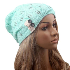 Classic Style Beanie | 81Supreme Sky Blue Accessories