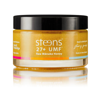 Steens UMF 27+ (MGO 1359) Raw Unpasteurized NZ Manuka Honey – ARTISAN COLLECTION - Steens Honey