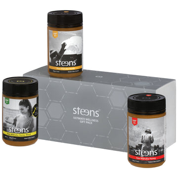 STEENS ULTIMATE WELLNESS PACK (3 x 500g)