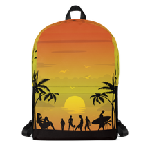 ABlyth Backpack, Summer Series: Pacific Sunset