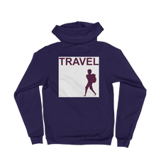 ABlyth Hoodie sweater, Travel Asia Series: Backpack
