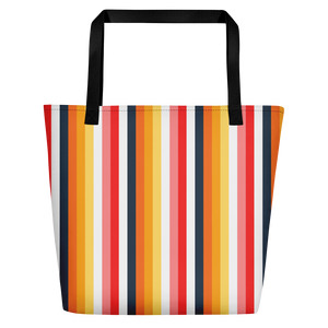 ABlyth Beach Bag, Original Series: Sayit in Stripes
