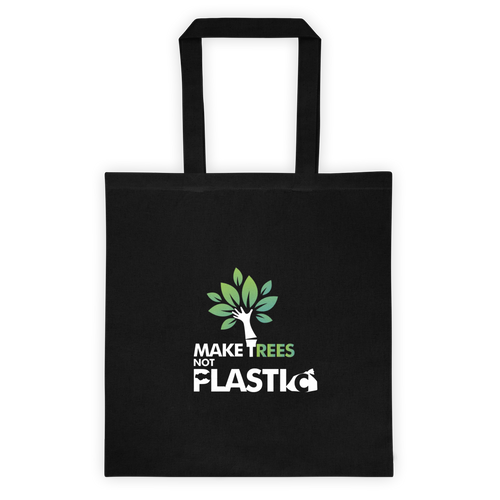 ABlyth Tote bag, Social Responsibility Series: Make Trees 01