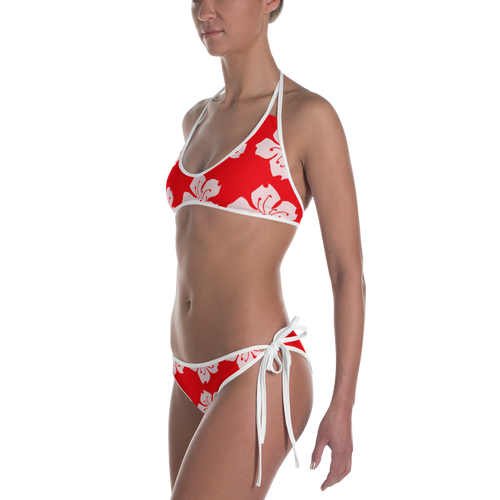 ABlyth Bikini, Sakura on Red