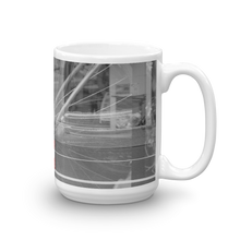 ABlyth Mug: Poem of a Cacophanous City (with logo)