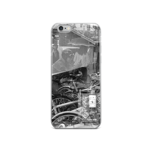 ABlyth iPhone Case: Art Series, Poem of a Cacophounous City