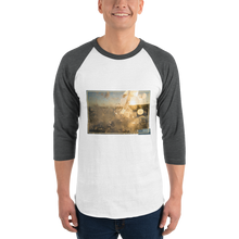 ABlyth 3/4 sleeve raglan shirt, Summer Series: Surf