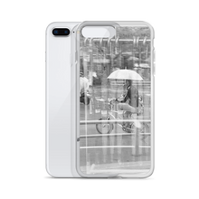 ABlyth iPhone Case: Art Series, Poem of a Cacophonous City, Umbrellas