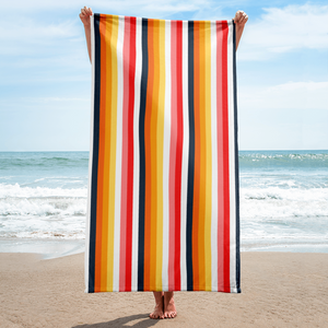 ABlyth Towel, Original Series: Sayit in Stripes