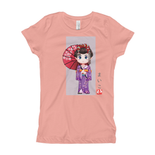 ABlyth Girl's T-Shirt, Kid's Series: Maiko 01