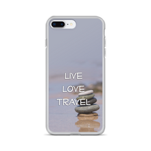ABlyth iPhone Case, Travel Series: Live, Love, Travel
