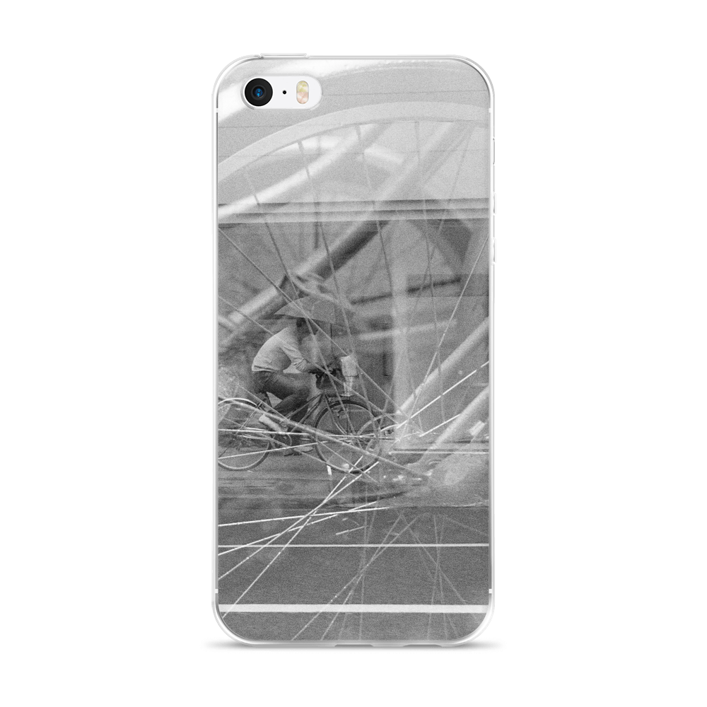 ABlyth iPhone Case: Art Series, Poem of a Cacophonous City, Wheels