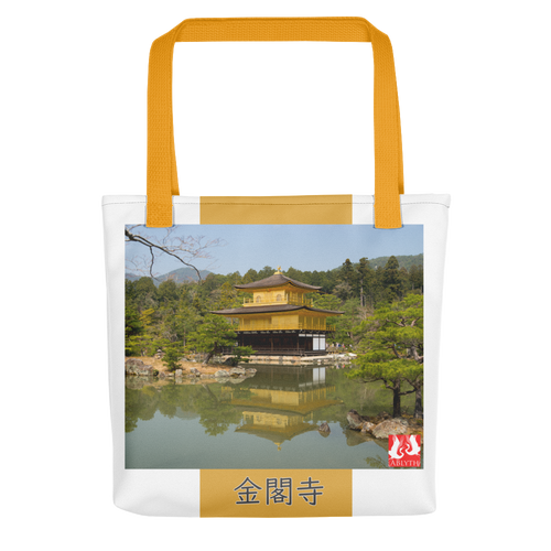 ABlyth Tote bag, Travel Japan Series: Kinkakuji