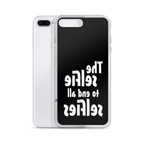 ABlyth iPhone Case, Fun Series: End of Selfies