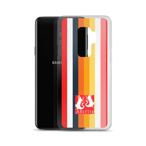 ABlyth Samsung Case, Original Series: Sayit in Stripes