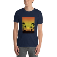 ABlyth Short-Sleeve Unisex T-Shirt, Summer Series: Pacific Sunset