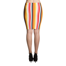 ABlyth Pencil Skirt, Original Series: Sayit in Stripes